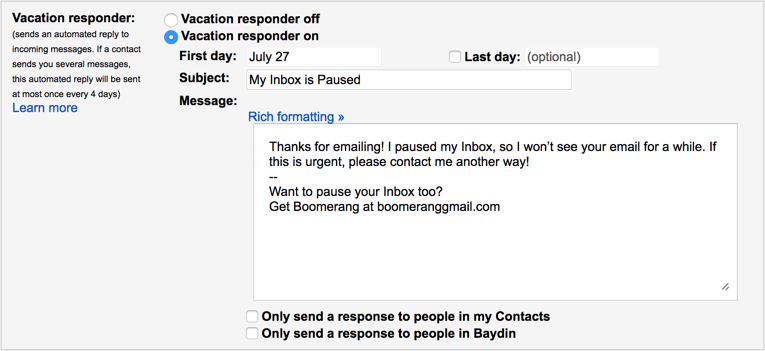 How do u send a email on gmail