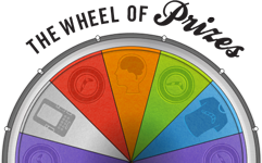 Image of Prize wheel