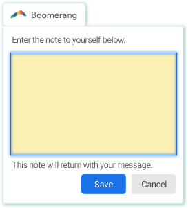 Email reminders and scheduling | Boomerang for Gmail